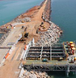 RIO Dampier Salt Pump Station
