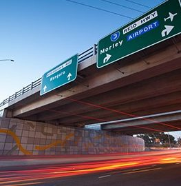 Reid Hwy / Mirrabooka Ave Interchange